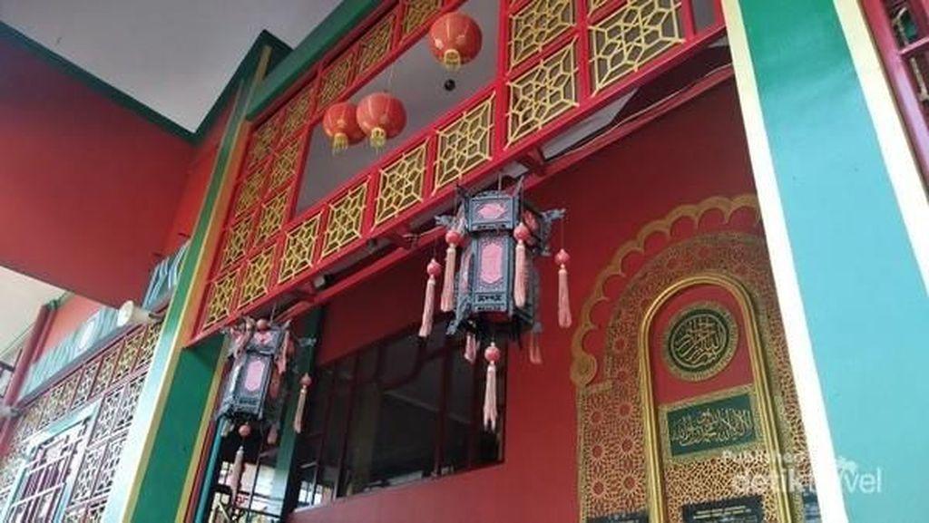 Bukan Klenteng, Ini Masjid Cheng Hoo