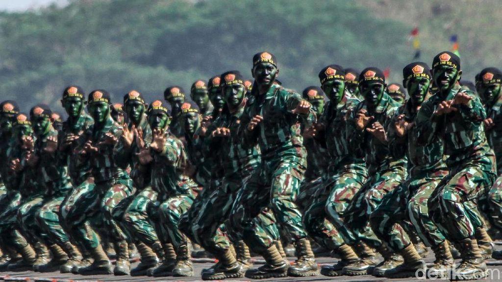 Kado Jokowi ke TNI: Cicilan Rumah Diperpanjang dan Tukin Naik