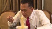 Bamsoet hingga Jack Ma, Deretan Orang Super Tajir yang Hobi Makan Mie Instan