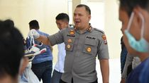 Selundupkan Pakaian Bekas Ilegal Rp 1,1 Miliar, 8 Pelaku Ditangkap
