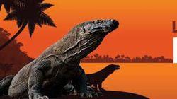 Pulau Komodo Bakal Disulap Jadi Jurrasic Park