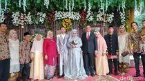 Rumah Dipakai Tetangga untuk Resepsi Nikah, Anies: Alhamdulillah Bermanfaat