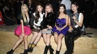 Deretan Gaya Artis KPop yang Curi Atensi Sepanjang Fashion Week