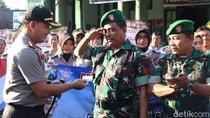 50 Anggota TNI Probolinggo Dapat Kejutan Pemberian SIM Gratis
