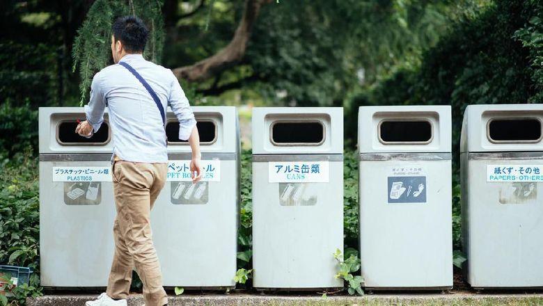 Kebersihan di Jepang