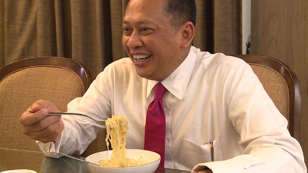 Makanan Kesukaan Bambang Soesatyo hingga Rahasia Langsing Veronica Tan