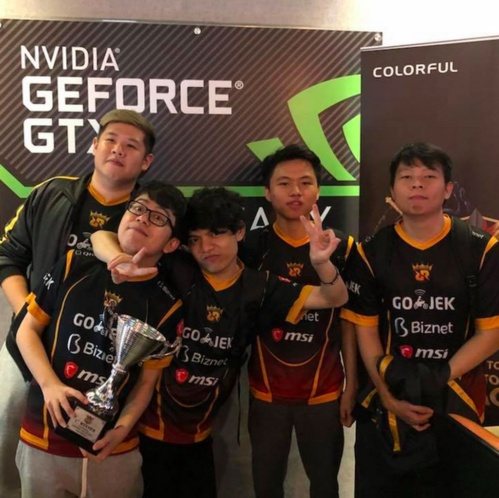 Ketika 2 Atlet eSport Indonesia Go International