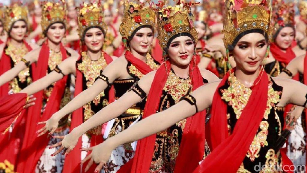 Festival Gandrung Sewu Lebih dari Sekadar Atraksi Wisata