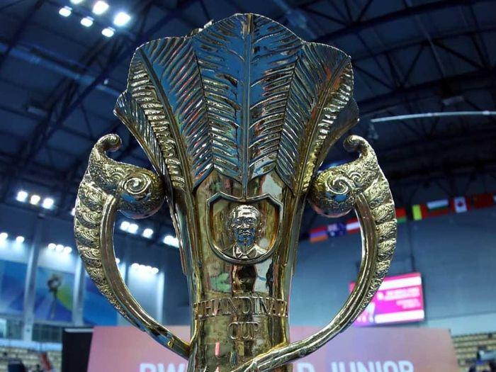 Indonesia juara Kejuaraan Dunia Bulutangkis Junior 2019 (instagram @badmintonina)