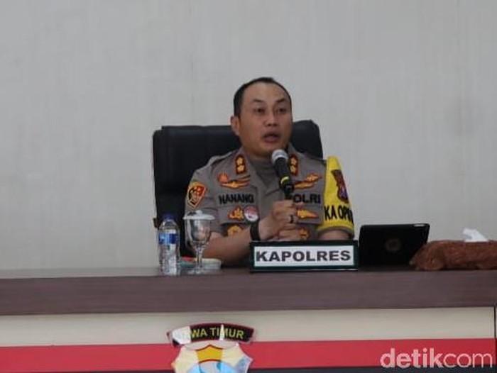 Kapolres Tuban AKBP Nanang Haryono/Foto: Ainur Rofiq