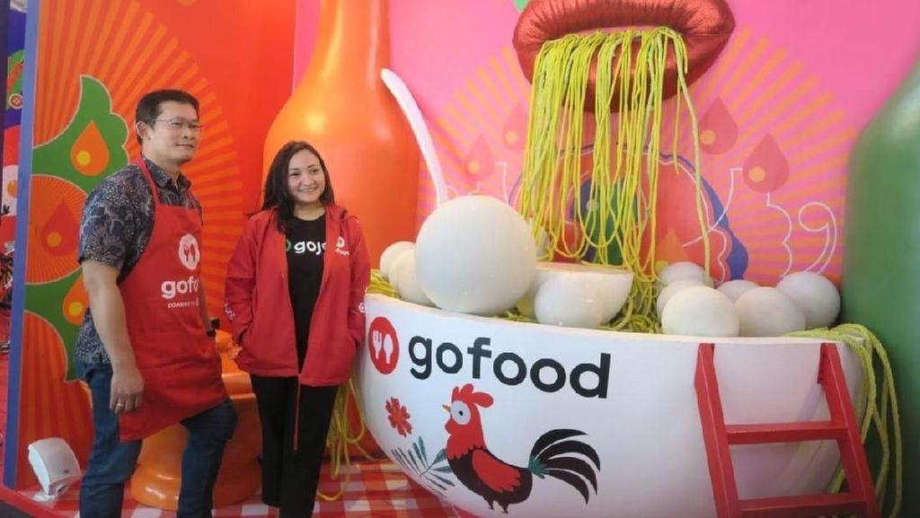 GoFood Tunjukan Tren Kuliner Masa Kini di Jakarta Culinary Feastival