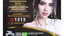 Kemenpar Ajak Dukung Wakil Indonesia di Miss Tourism International