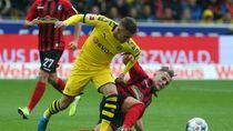 Hasil Liga Jerman: Gol Bunuh Diri Batalkan Kemenangan Dortmund