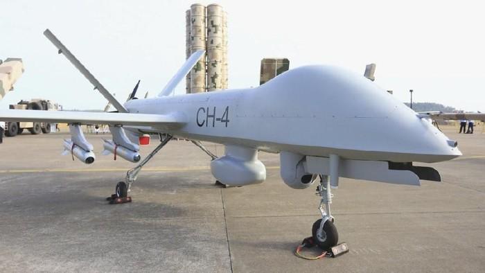 Drone CH-4. Foto: (The Drive)