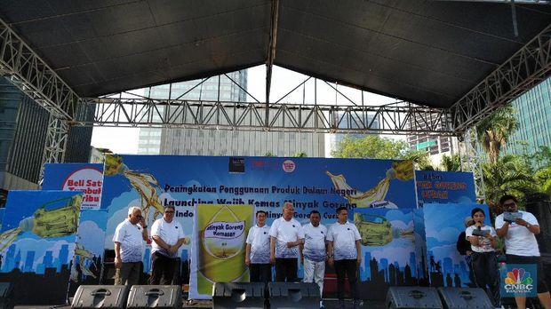 Mendag: Indonesia Bebas Minyak Curah di 2020