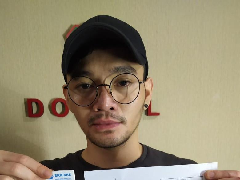 Penyanyi Dangdut Daffa Ditangkap Polisi Terkait Narkoba