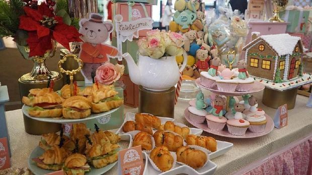 Vineth Bakery, Pionir Kue Es Krim Beromzet Rp 400 Juta/bulan