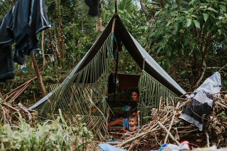 Dipengaruhi Hoax, Pengungsi Gempa Ambon Naik Hingga 135 Ribu Orang