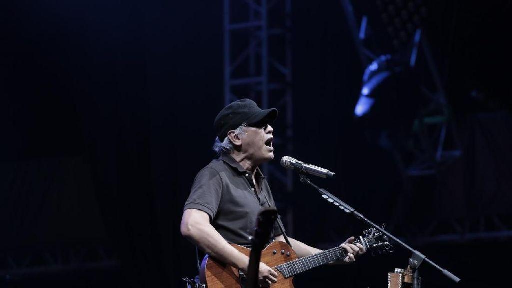 Lirik dan Chord Aku Bukan Pilihan dari Iwan Fals