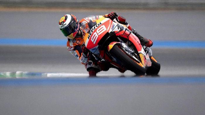 Jorge Lorenzo dapat hasil buruk di MotoGP Thailand (Mirco Lazzari gp/Getty Images)