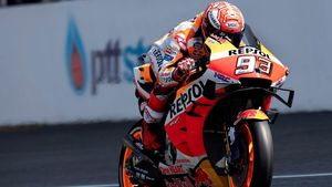 Marquez Jawara MotoGP 2019