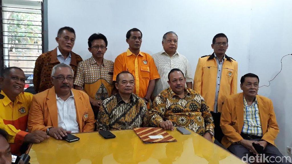 Kader Pro-Airlangga Puji Bamsoet Mundur dari Bursa Caketum Golkar