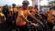 1.600 Peserta Ikuti Gowes Transmart Jamboree, Bima Arya: Ini Keren!