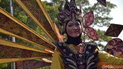 Bertema Biota Laut, Pekalongan Batik Carnival Berlangsung Meriah