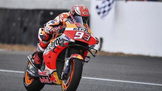 Marquez Incar Tiga Gelar Juara Dunia di MotoGP 2019