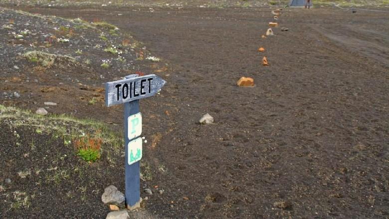 Islandia banyak menyediakan toilet di negaranya (iStock)