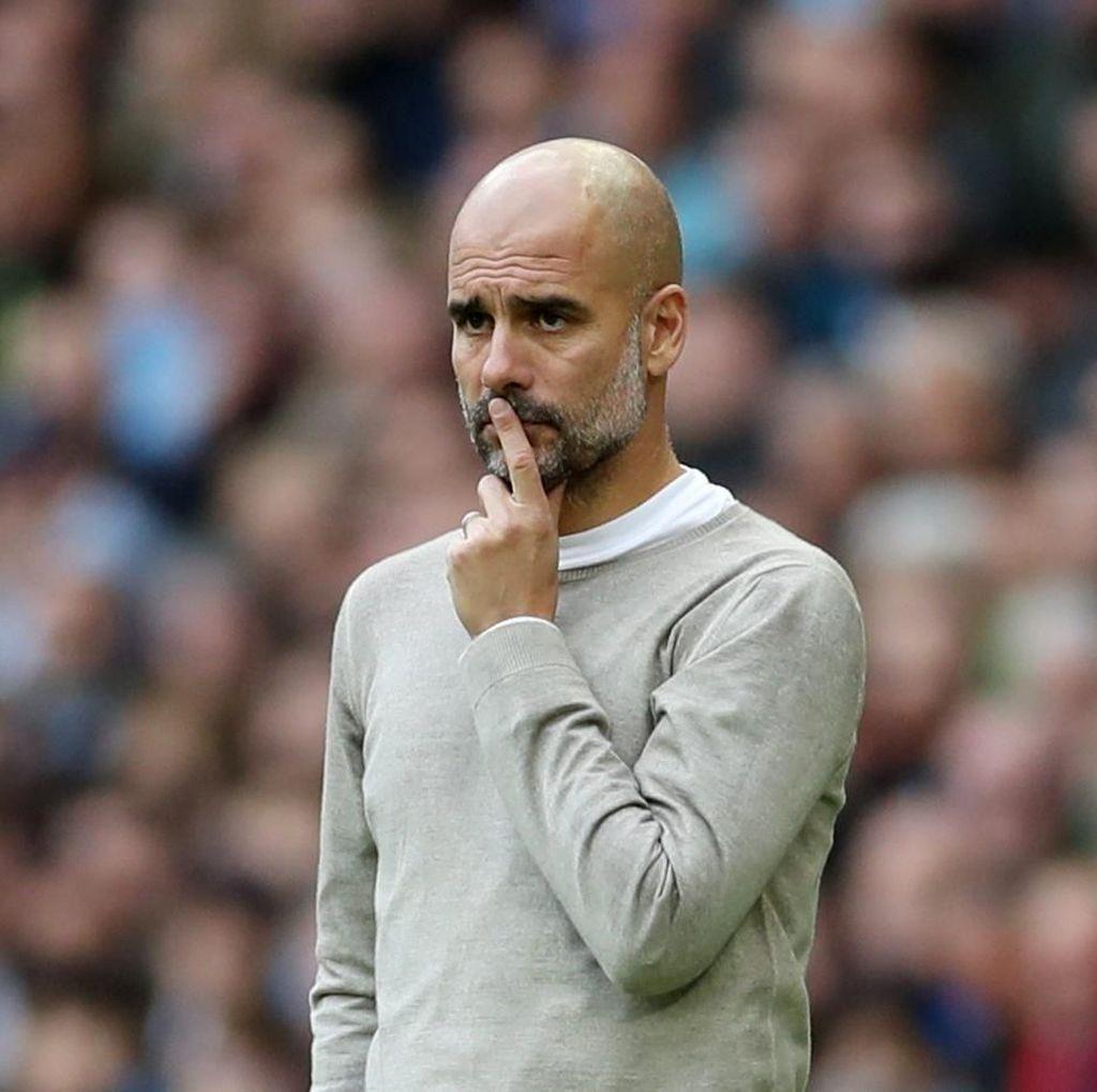 Guardiola: Man City Butuh Bermain dengan Cair Agar Tak Kebobolan