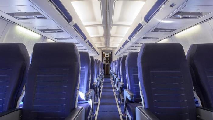 Ilustrasi Lorong Pesawat