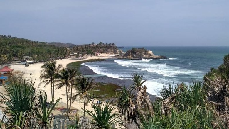 7 Pantai di Lamongan yang Bisa Jadi Tempat Wisata Pilihan/Foto: (Melati Raya Sihotang/dTraveler)