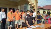 Rampok Truk Minyak, Ayah-Anak di Asahan Sumut Didor Polisi
