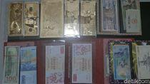 Polisi Buru Dalang Pengedar Uang Asing Palsu di Cirebon