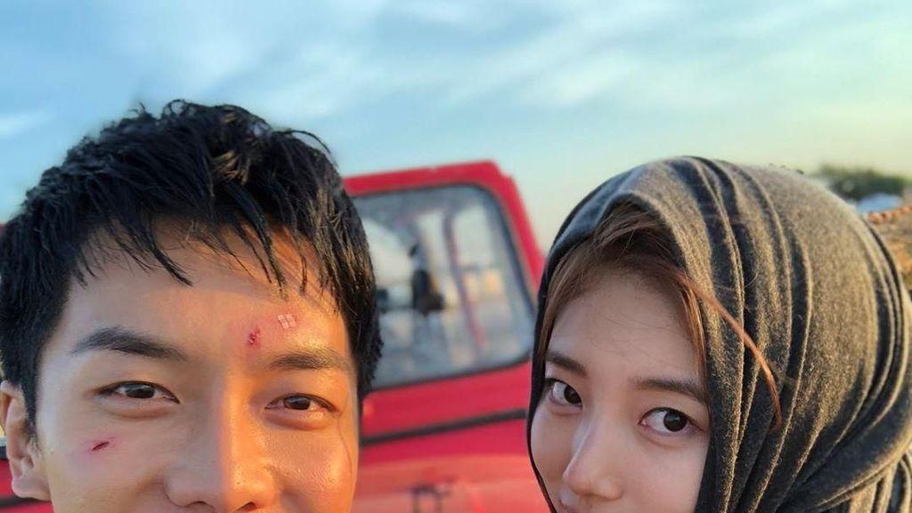 Bae Suzy dan Lee Seung Gi Ciuman di Vagabond, Ini Momen Kedekatan Mereka