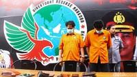 Basurrah ditangkap bersama rekannya, Mochamad Syafik.