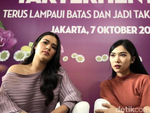 Isyana Ungkap Momen Lucu Saat WhatsApp dari Raisa Dikira Hoax