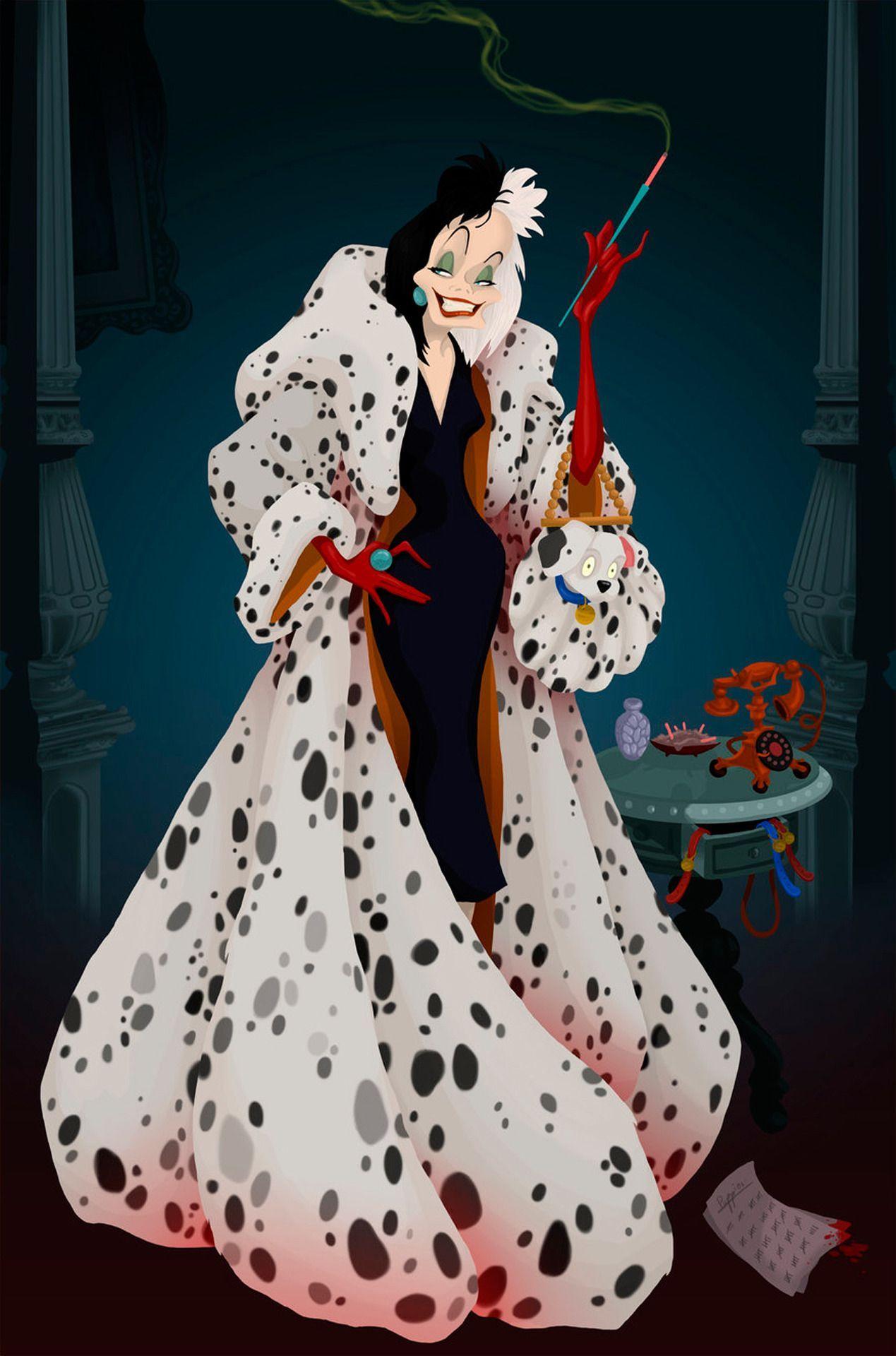 Cruella-De-Vil