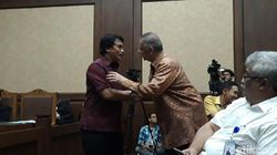 Hadir di Sidang Tuntutan, Adhyaksa Dault: Saya Kawan Lama Sofyan Basir
