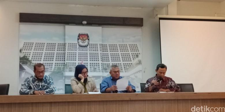 Hibah Pilkada 2020 Belum Tuntas, KPU Koordinasi Kemendagri-Bawaslu