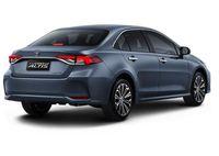 Transformasi Toyota Corolla Altis dari Tahun ke Tahun