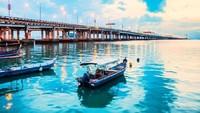 Pulau Penang telah menjadi situs warisan budaya UNESCO. Selain keindahannya, pulau penang punya daya tarik di makanan lautnya yang lezat. (iStock)