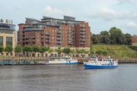 Mengenal Newcastle lebih dekat, inilah kota di timur laut Inggris yang juga merupakan punya banyak tempat wisata. Salah satunya, Sungai Tyne yang asyik untuk diarungi (iStock)