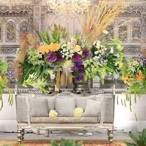 Hotel Sultan Gelar Pameran Pernikahan Tradisional dan Internasional