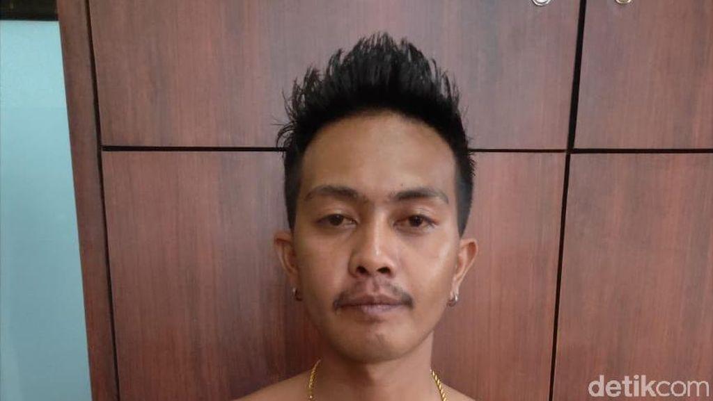 Tembak Temannya Pakai Airsoft Gun, Roland Diciduk Polisi di Denpasar