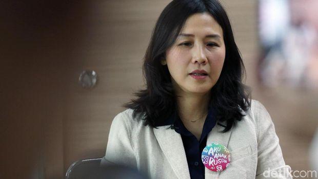 Veronica Tan Ajak Anak Unjuk Gigi Main Musik di Operet