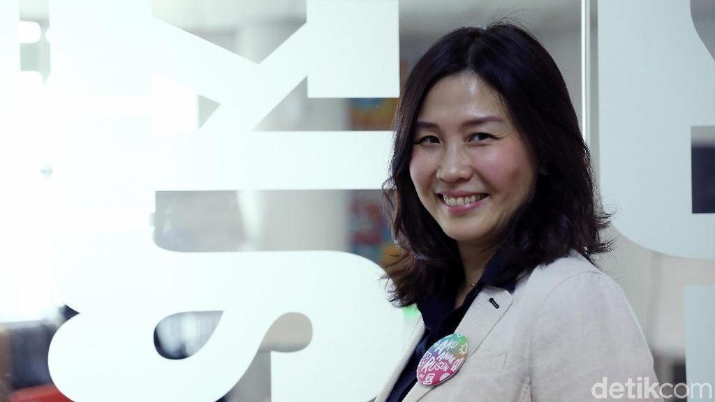 Tak Lagi Jadi Ibu Gubernur, Veronica Tan Tetap Aktif Gerakkan Ibu-ibu Jakarta