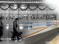 Fakta-fakta Stasiun Gambir yang Mau Pensiun Layani Kereta Antar Kota