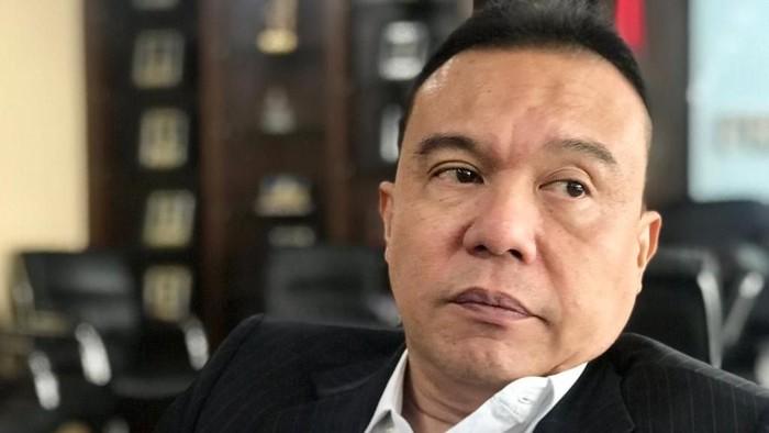 Wakil Ketua DPR Sufmi Dasco Ahmad. (Mochammad Zhacky/detikcom)